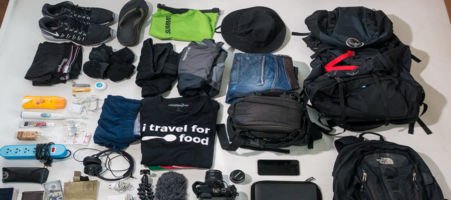 Things You Need to Pack for Birding Holidayy